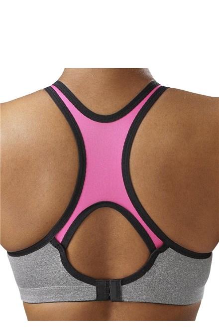 Sportovní podprsenka Naturana 5349 - pink /492
