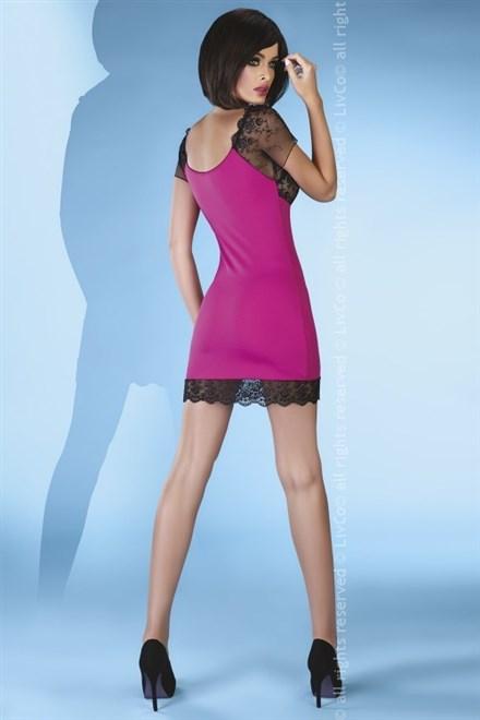 Košilka Livco Corsetti Adonisa, růžová