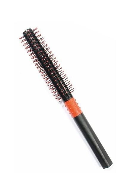 DUKO Kefy Kefa na vlasy fénovacia guľatý - Plastové hroty, priemer 28mm