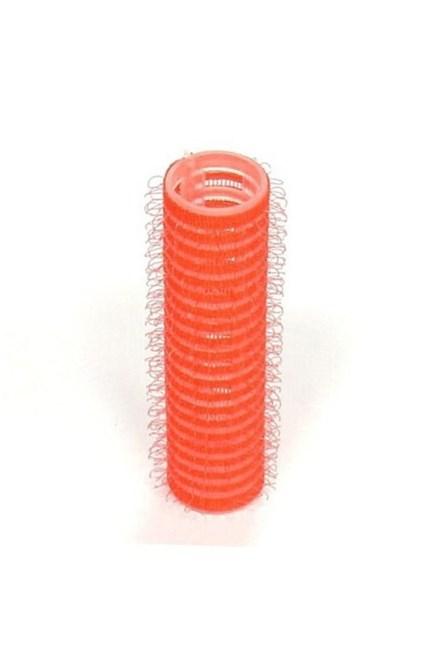 DUKO Natáčky Velcro natáčky na vlasy 15mm červené 6ks