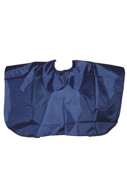 Kadernícke plášťa Kadernícka strihací pláštenka krátka - modrá