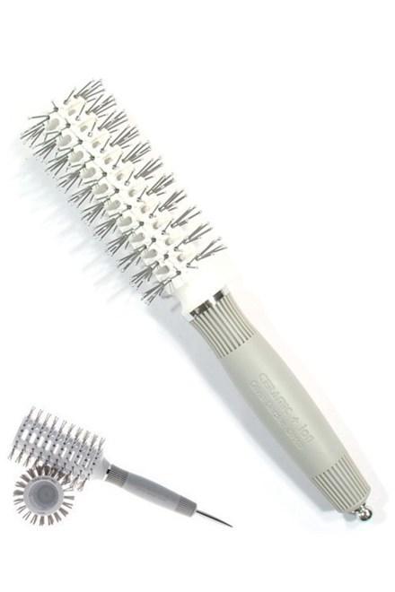 OLIVIA GARDEN Pro Kadernícka fúkacia kefa na vlasy TVent Small