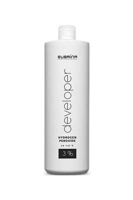 SUBRÍNA Oxidanty Cremeoxyd 3% (10vol) - krémový peroxid vodíků 1000ml