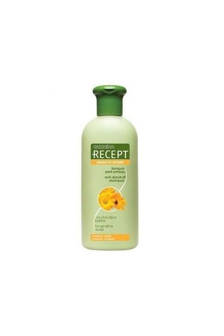 SUBRINA Recept Šampón proti lupinám na citlivú pokožku hlavy 400ml