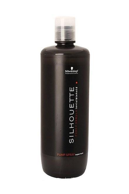 SCHWARZKOPF Silhouette Super Hold Pumpspray - lak na vlasy 1000ml