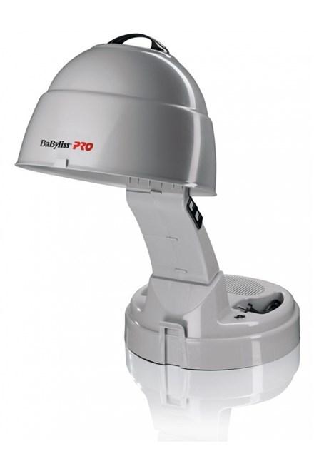BABYLISS PRO 6910E Portable Hood Dryer skládací a přenosná profi ionic sušící helma - 1200W