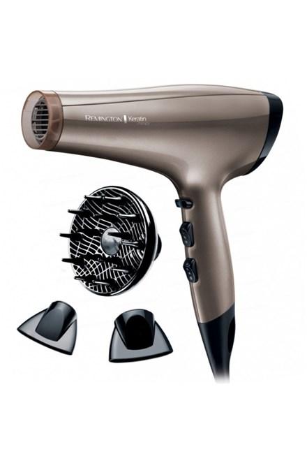 REMINGTON AC 8002 Keratin Therapy Pro ionizační fén na vlasy 2200W