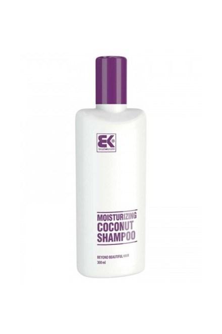 BRAZIL KERATIN Shampoo Coco čistiace a hĺbkovo regenerujúce keratínový šampón 300ml