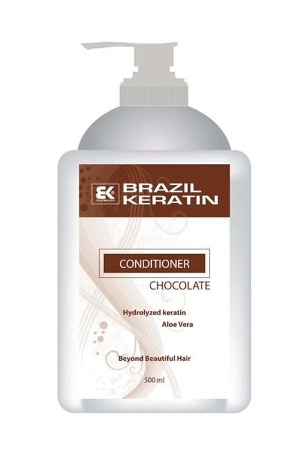 BRAZIL KERATIN Conditioner Chocolate hĺbkovo regenerujúce balzam s keratínom 500ml