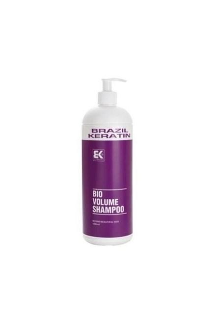 BRAZIL KERATIN Bio Shampoo Volume keratínový šampón pre väčší objem vlasov 1000ml