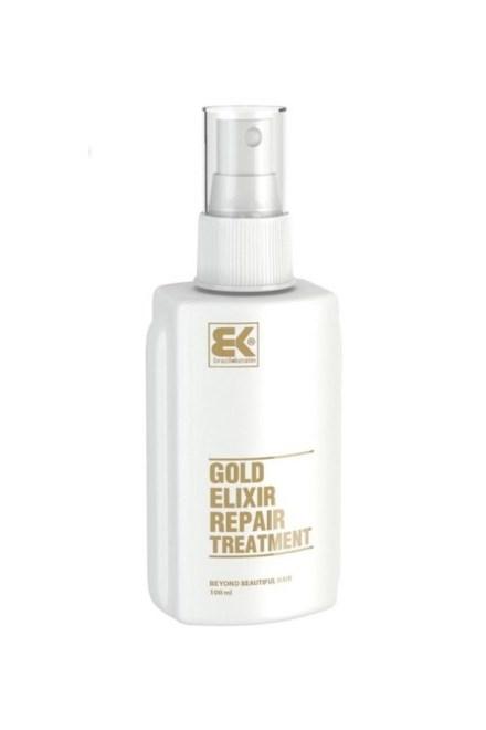BRAZIL KERATIN Gold Elixir Repair Treatment - regeneračná keratínová starostlivosť 100ml