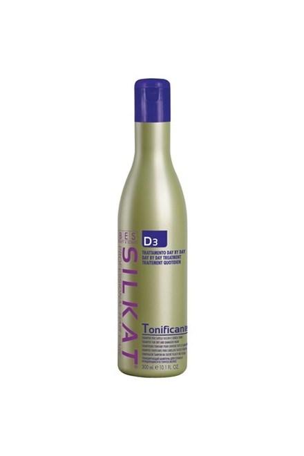 BES Silkat D3 Shampoo Tonificante - regenerační šampon na vlasy 300ml