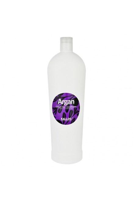 Kallos Argan Colour Hair Conditioner 1000ml - kondicioner s Argana na farbené vlasy