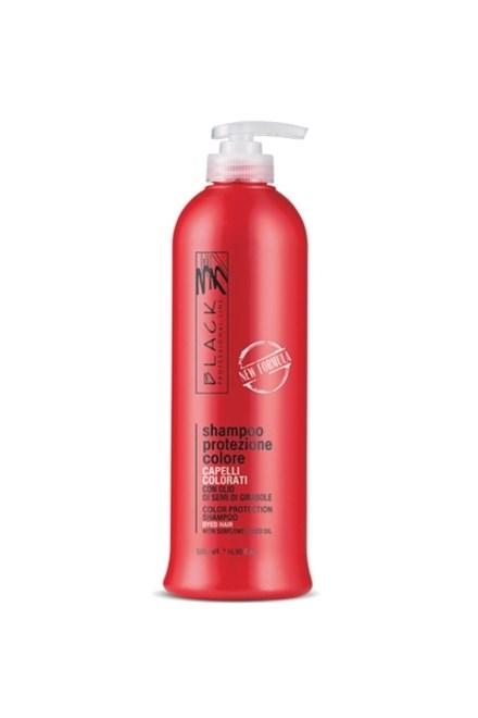 BLACK Starostlivosť o vlasy Colour Protection Shampoo šampón na farbené vlasy 500ml
