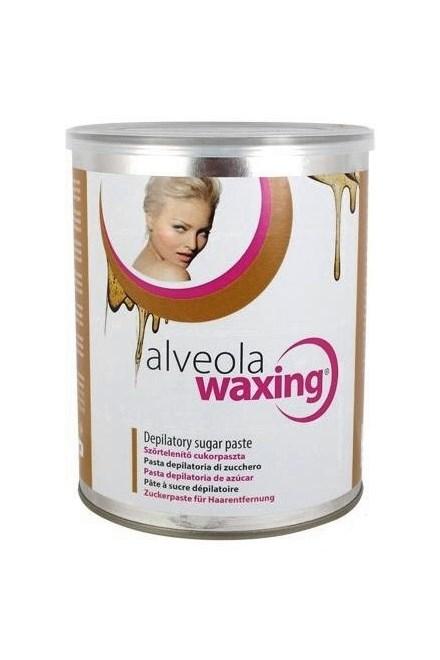 Alveolu waxing depilátor Sugar Paste - cukrová pasta s medom pre depiláciu 1000g