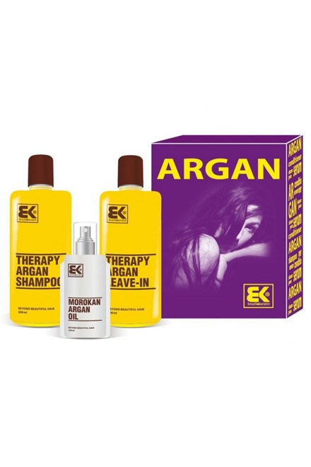 BRAZIL KERATIN Darčeková sada Set Argan 2014 - s arganovým olejom
