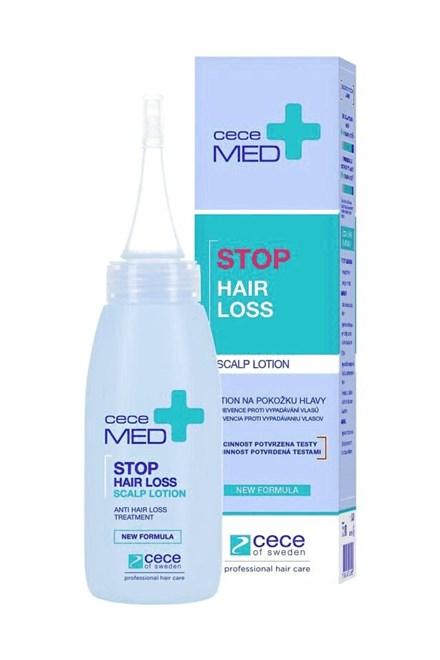 CECE MED Stop Hair Loss Lotion 75ml - vlasové tonikum proti vypadávaniu vlasov