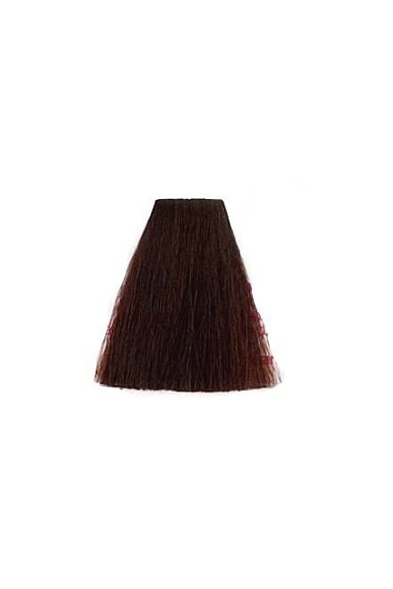 Kallos KJMN farba na vlasy s keratínom a Argan - 6.35 Dark Golden Mahagony Blond