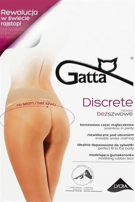 Pančuchové nohavice Gatta Discrete 01