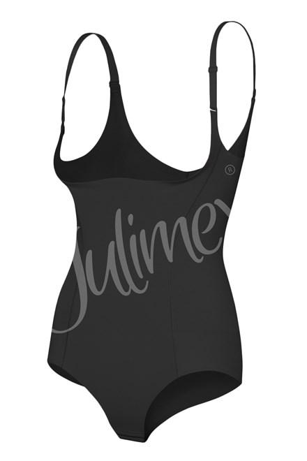 Sťahujúce bezšvíkové body Julimex Shapewear 219 Body pod Biust