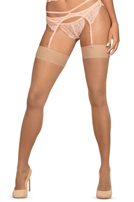 Punčochy Obsessive S800 stockings