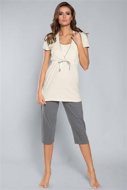 Dámske pyžamo Italian Fashion Felicita kr.r. sp.3 / 4