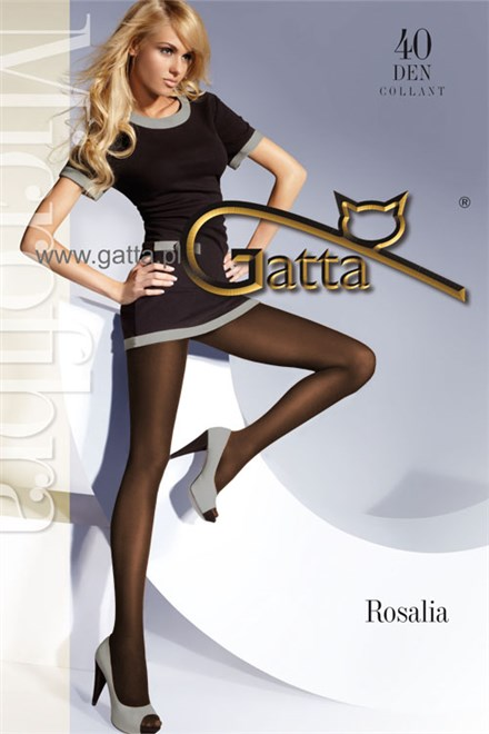 Dámske pančuchové nohavice Gatta Rosalia 40