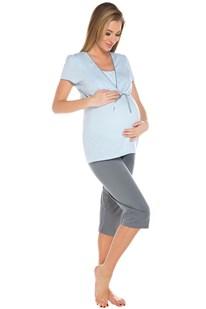 Dámské pyžamo Italian Fashion Felicita kr.r. sp.3/4 - výprodej