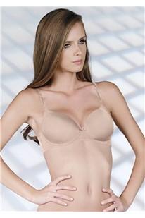Podprsenka Affinitas 2418 Allison tělová - Výprodej