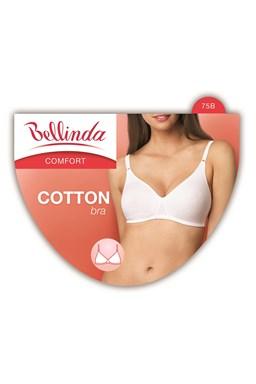 Podprsenka Bellinda BU812060 COTTON BRA, bílá