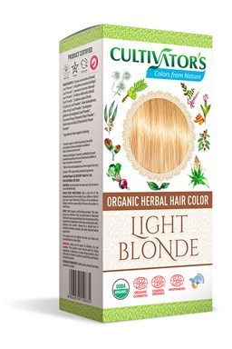 CULTIVATOR 100% přírodní Barva na vlasy 2 - Světlá Blond