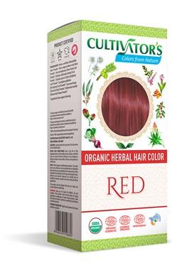 CULTIVATOR 100% přírodní Barva na vlasy 13 - Červená