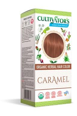 CULTIVATOR 100% přírodní Barva na vlasy 15 - Karamelová