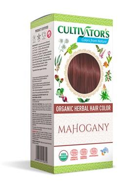 CULTIVATOR 100% přírodní Barva na vlasy 16 - Mahagonová