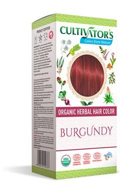 CULTIVATOR 100% přírodní Barva na vlasy 17 - Burgundská
