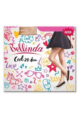 Silonky Bellinda Cool 225023, tělová 116