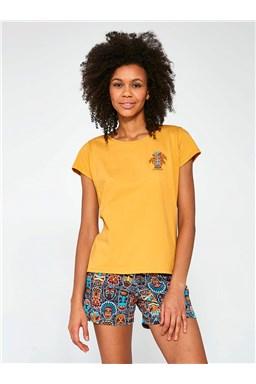 Dámské pyžamo Cornette ETHNIC2  628/189