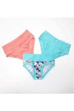 Dívčí kalhotky Cornette girls 805/30(806/30) - 3ks v balení kids, young
