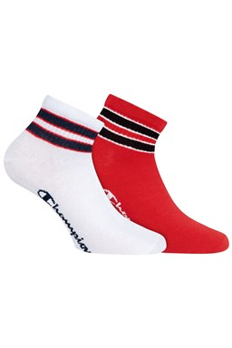 Ponožky CHAMPION ANCLE SOCKS LEGACY FASHION 2 kusy