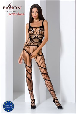 Bodystocking Passion BS058 black