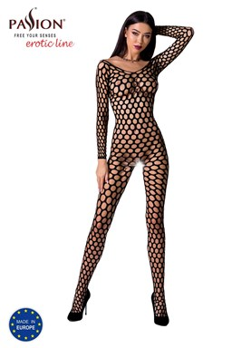 Bodystocking Passion BS077 black