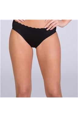 Kalhotky DIM 4C27 Beauty Lift skin black