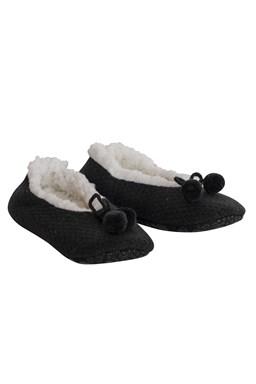 Balerínky NurDie papuče čierne