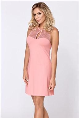 Noční košilka Hamana Grace pink