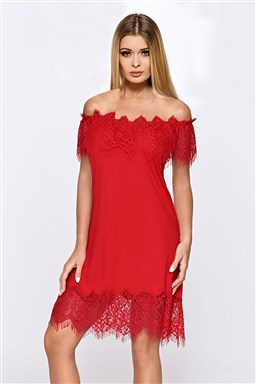 Košilka Hamana Sevilla red