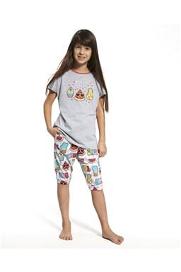 "Dívčí pyžamo Cornette ""Hello summer"" Young and Kids"