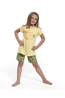 """Dívčí pyžamo Cornette """"Smile"""" Young and Kids"""
