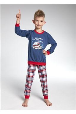 "Chlapecké pyžamo Cornette ""Ambulance""  593/76"