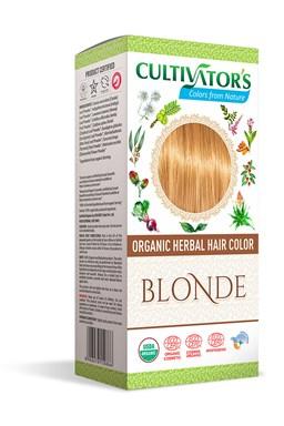 CULTIVATOR 100% přírodní Barva na vlasy 3 - Blond