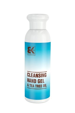 BRAZIL KERATIN Cleansing Hand Gel 100ml - dezinfekční gel na ruce s Tea Tree olejem - alcohol desinf